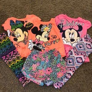 18 month Minnie Mouse bundle